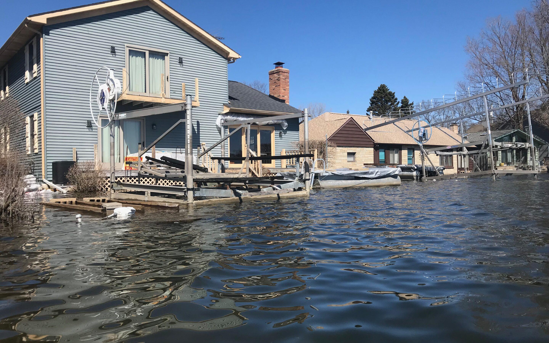 Eagle Lake Flood